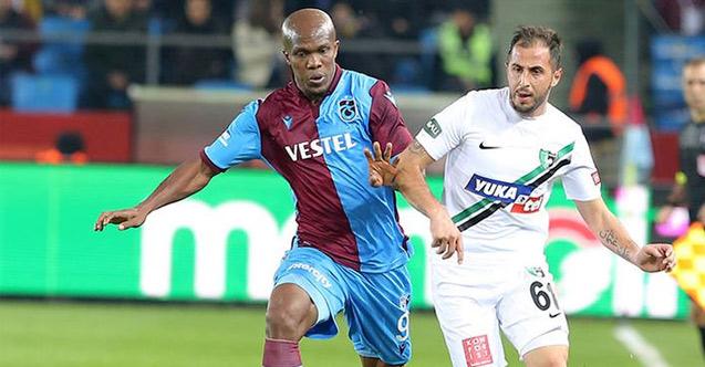 Trabzonspor'un muhtemel Denizli 11'i