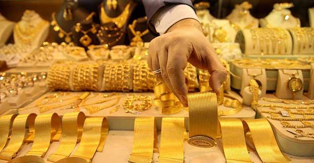 Serbest piyasada altın fiyatları 16.01.2020