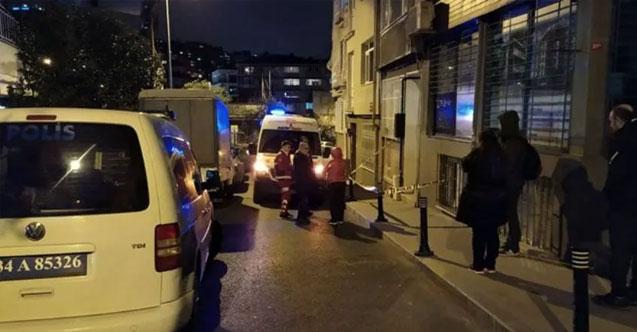 Beşiktaş'ta 90 yaşındaki kadın kızının cesedi ile 3 gün yaşadı