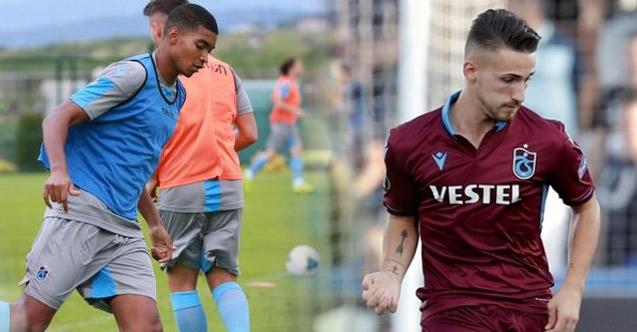 Trabzonspor Avdijaj ve Fernandes'in sözleşmesini feshetti!