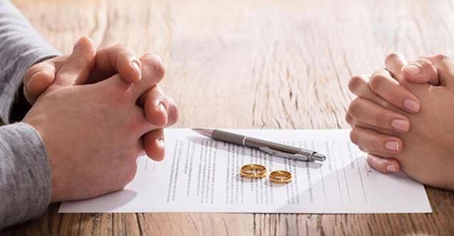 İşte evliliği bitiren sebepler...