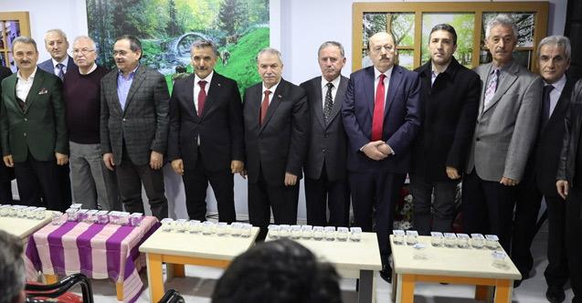 Samsun'da Şalpazarı Ağasarlılar Derneği  açıldı
