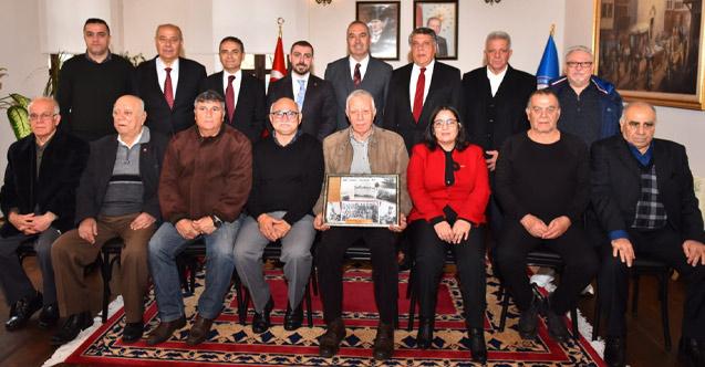 Trabzonspor'un özel konukları! 45 yıl sonra yeniden...