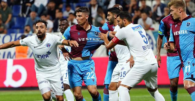 Trabzonspor ve Kasımpaşa 22. randevuda