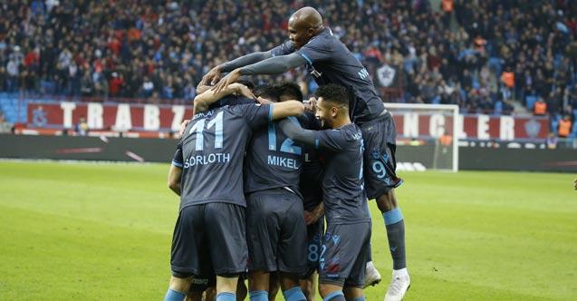 Trabzonspor'dan gol şov - Farklı kazandı