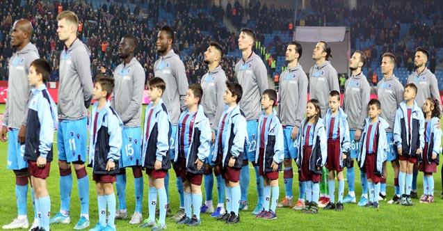 Trabzonspor'un ilk 11'i belli oldu