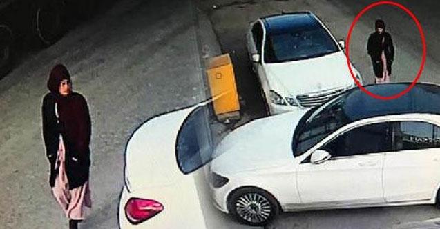 2 kadın kamyon şoförünün yüzüne sprey sıkıp, bin lirasını aldı!