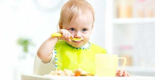 Beslenmede kritik dönem; 0-24 ay