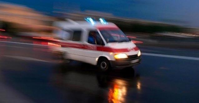 Trabzon'da tünelde kaza – 7 yaralı