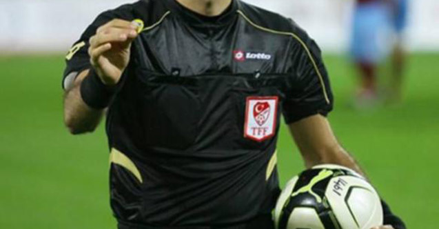 Trabzonspor'un kupa maçını o yönetecek