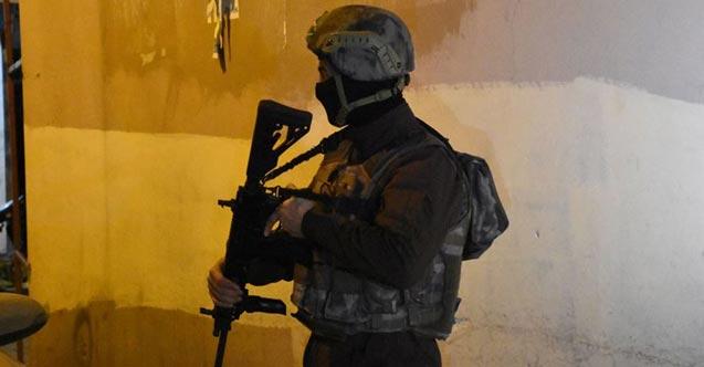 77 ilde operasyon, 4 bin 621 kişi yakalandı