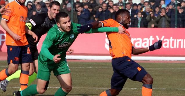 Başakşehir'e kupada şok