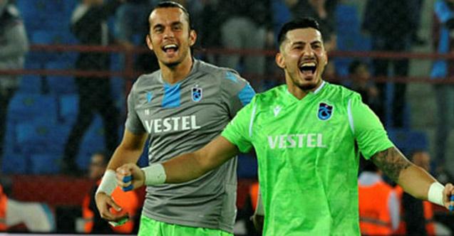 Trabzonspor'da kale gole kapalı