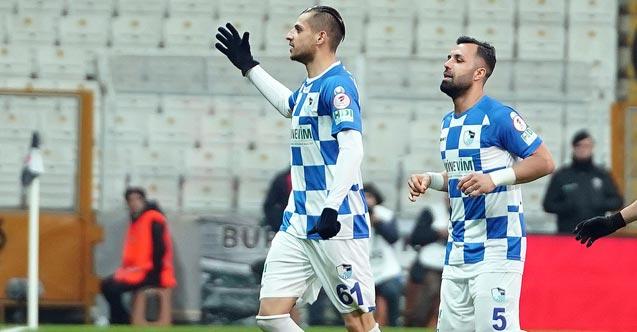 61 Numaralı formasıyla Beşiktaş'ı yıktı