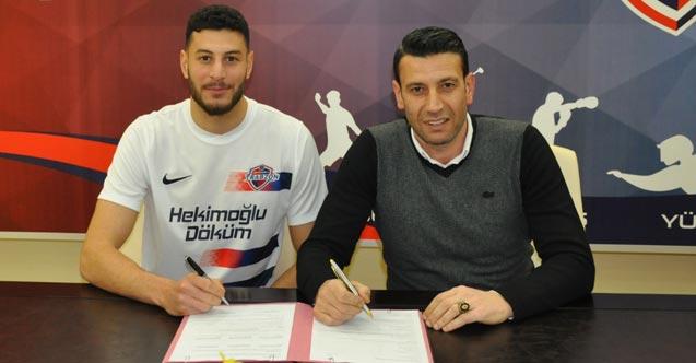 Hekimoğlu Trabzon Erkut Satışmış ile imzaladı