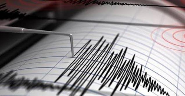 Manisa'da 5.4 büyüklüğünde deprem