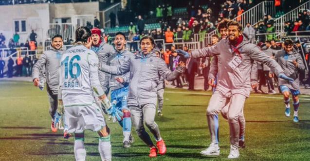 Trabzonspor'dan Denizlispor maçı hakemine tepki