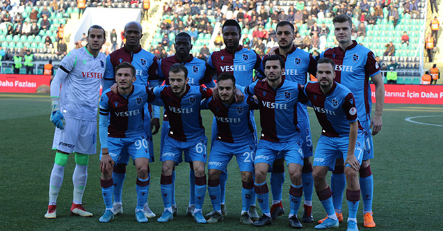 Trabzonspor penaltılarla turladı
