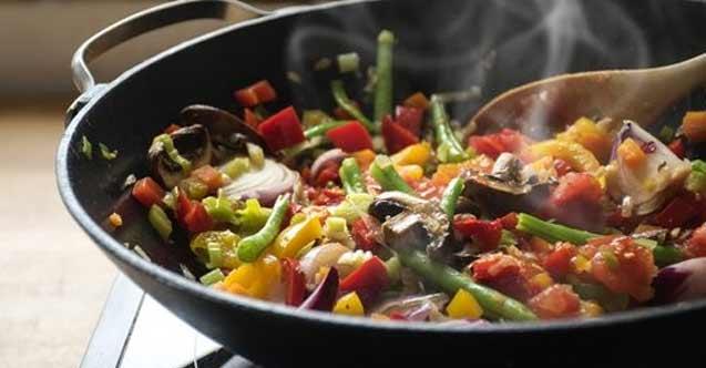 İşte besinlere değer katan pişirme yöntemleri...