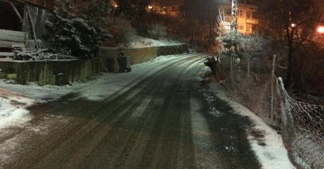 Trabzon'da kar yağışı devam edecek!