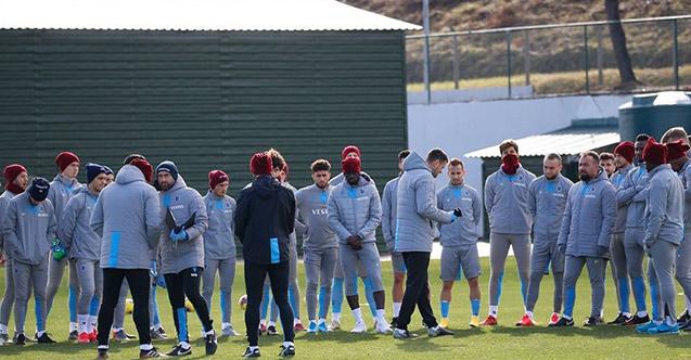 Trabzonspor'da Malatyaspor hazırlıkları başladı