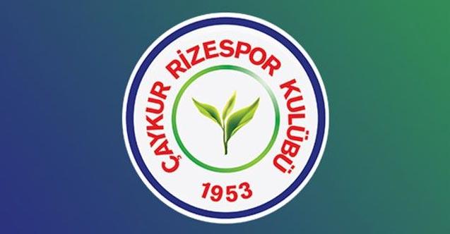 Çaykur Rizespor'da Attamah ile yollar ayrıldı