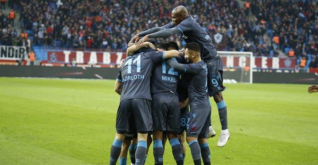 Trabzonspor en uzun serinin peşinde