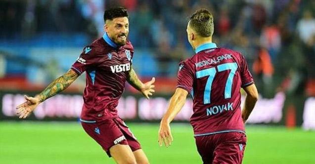 Trabzonspor'da Sosa ve Novak beklemede