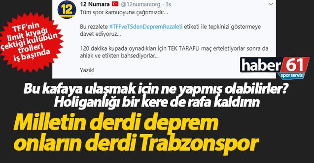 Trabzonspor düşmanlığıyla ne yapacaklarını şaşırdılar!