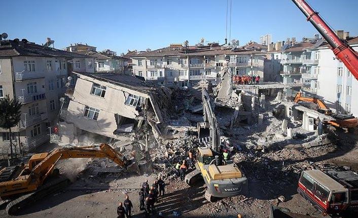 Elazığ'da son kişi de enkazdan çıkarıldı - İşte acı bilanço