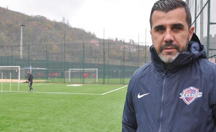 Hekimoğlu Trabzon kaçan 2 puana üzülüyor
