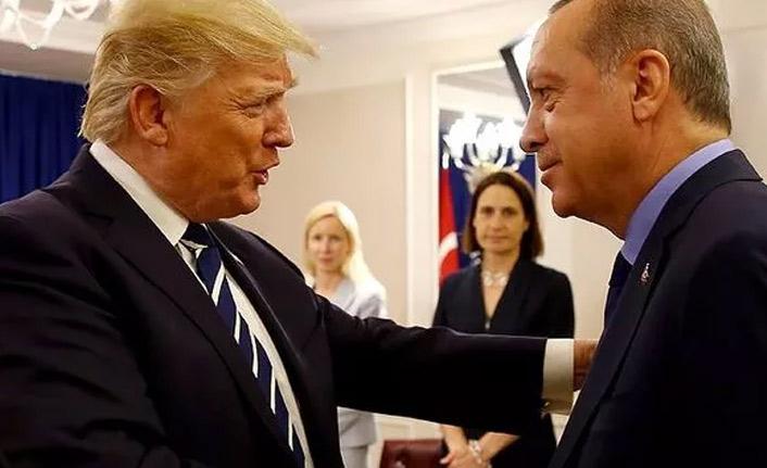 Trump ve Erdoğan telefonla görüştü