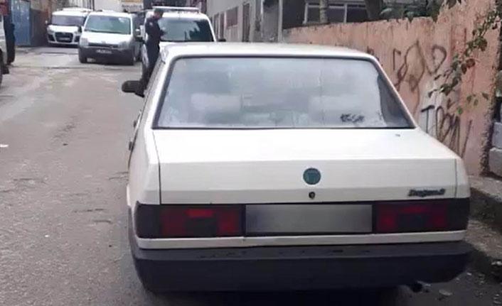 Oto hırsızı 3 şahıs yakalandı