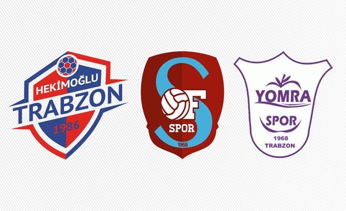 Trabzon takımlarında son durum - İşte Sonuçlar