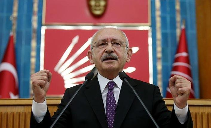 """Kılıçdaroğlu: """"Filistin davasına sahip çıkmak bir insanlık onurudur"""""""