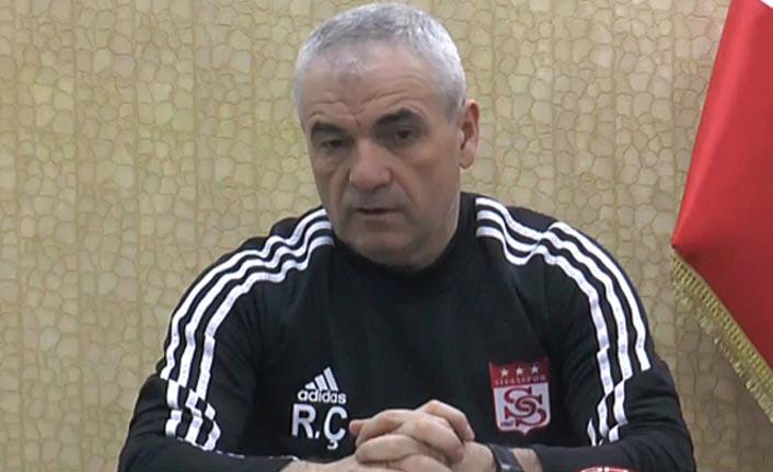 """Rıza Çalımbay'dan Trabzonspor açıklaması - """"Trabzon'a final gibi bir maça gidiyoruz"""""""