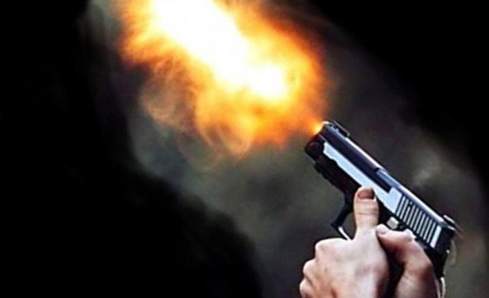 Eski damadını karşısında görünce ortalık karıştı! Silah sesleri geldi!