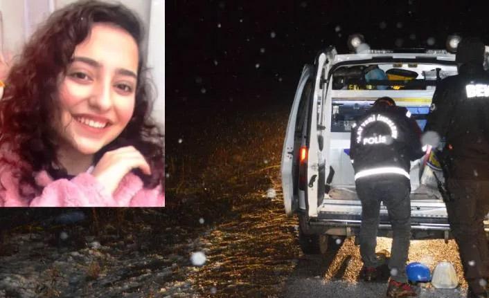 Baba lise öğrencisi kızını öldürdü!