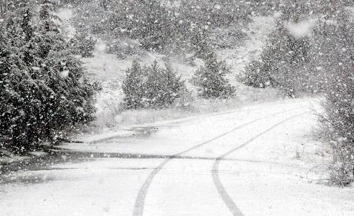 Trabzon'a bu gece kar geliyor