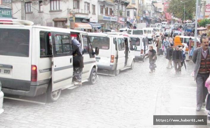 Trabzon'da dolmuşların değişiminde son durum! Birkaç gün içerisinde…