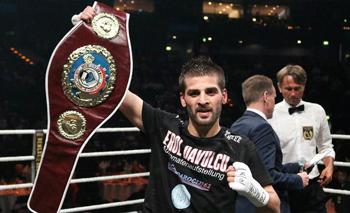 Trabzonlu boksör ringe çıkacak!