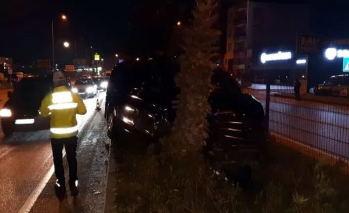 AK Partili 3 isim kazada yaralandı!