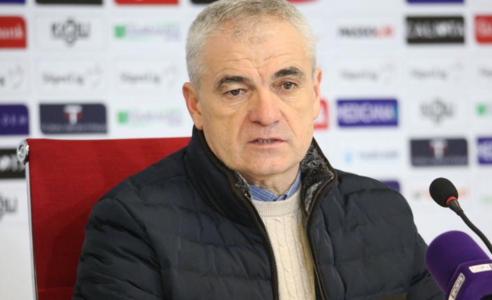 Çalımbay'dan Trabzonspor sözleri: Çok kritik