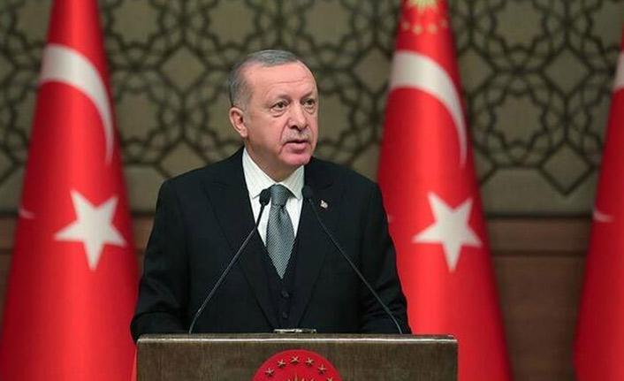 Erdoğan'dan ABD'nin Ortadoğu planına sert tepki