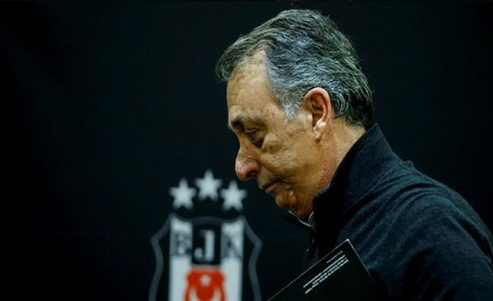 Trabzonspor'dan Beşiktaş başkanına: Geçmiş olsun