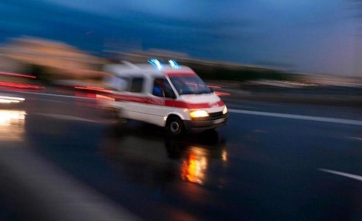 Karadeniz Sahil Yolu'nda kaza - 5 yaralı