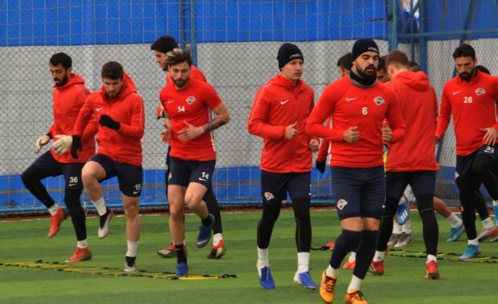 Hekimoğlu Trabzon'da çalışmalar sürüyor - Sevindirici haber