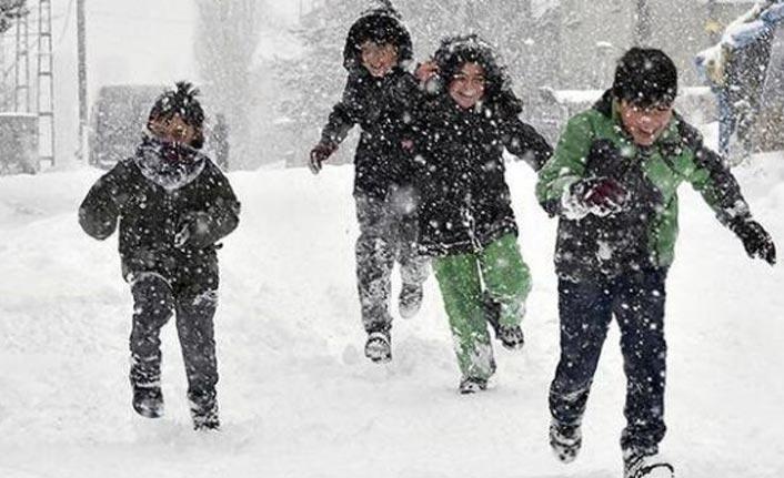 Trabzon'da 12 Şubat 2020 çarşamba okullar tatil mi? Valilik açıkladı