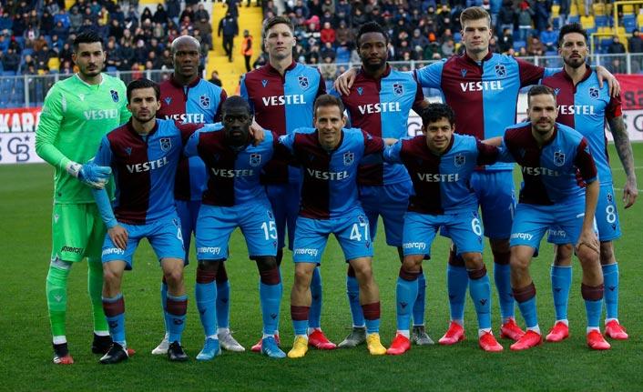 Trabzonspor 298 hafta sonra şansı yakaladı
