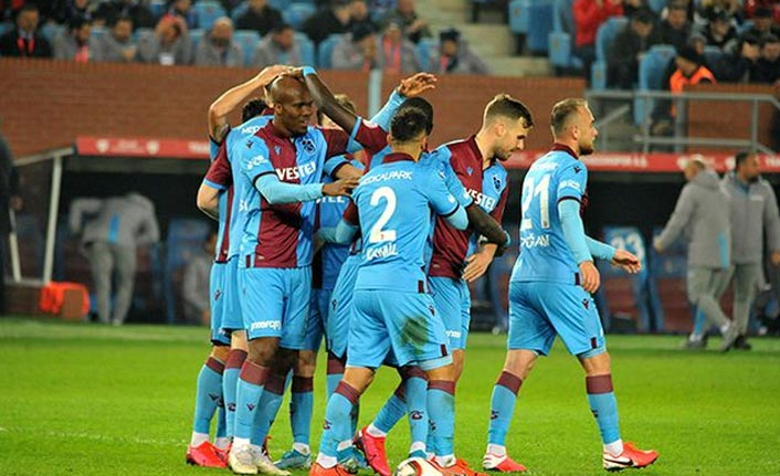 Trabzonspor Erzurum'a böyle gidecek